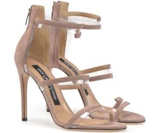 Le scarpe del momento Sergio Rossi primavera estate 2018