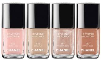 Smalti Chanel 2018 - Tendenze moda