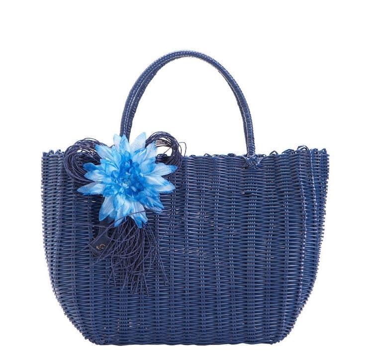 borse mare Carpisa 2014 blu
