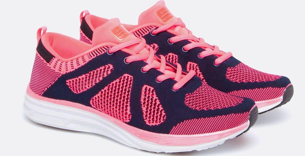 scarpe running primavera 2014 Oysho