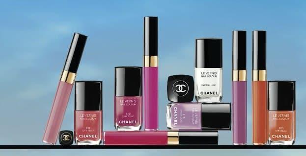 Collezione smalti Chanel limited edition