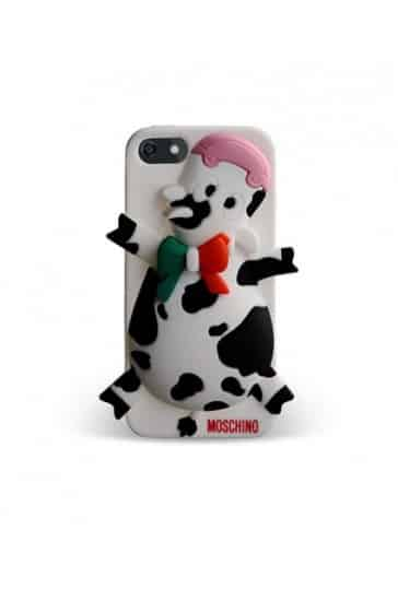 Cover Iphone 5s Moschino Mucca