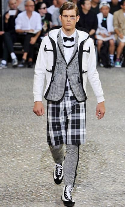 Moncler uomo primavera estate 2015 check