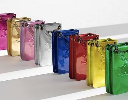 Chanel custodie cellulari colori prezzi