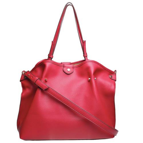 Bata ampia borsa con tracolla rosso 39.99 euro