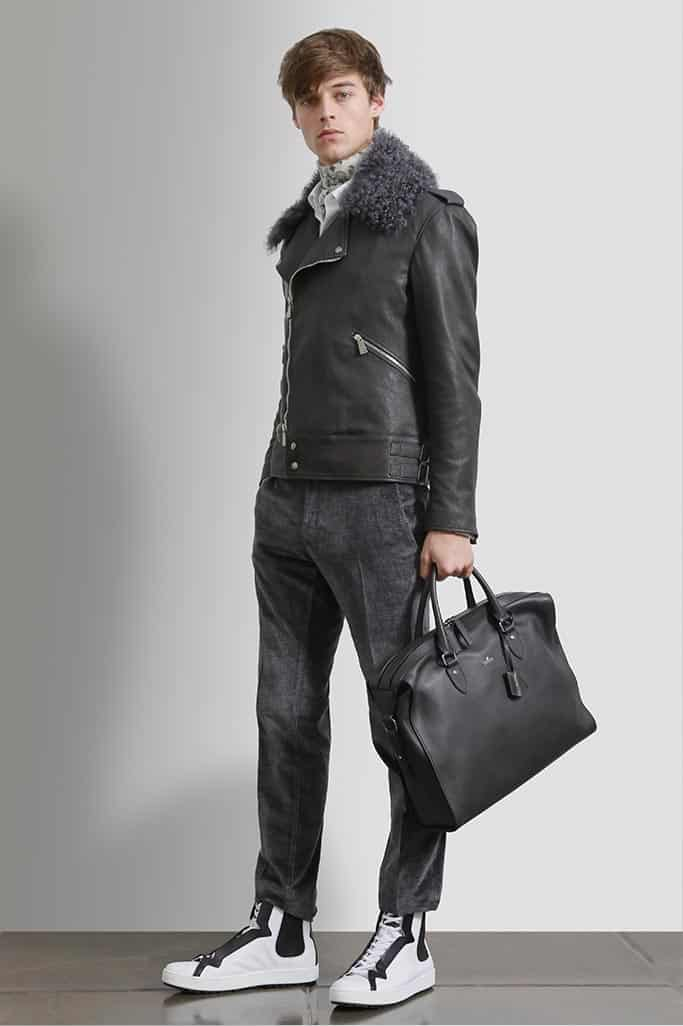 abbigliamento uomo autunno inverno 2014 2015 Hogan