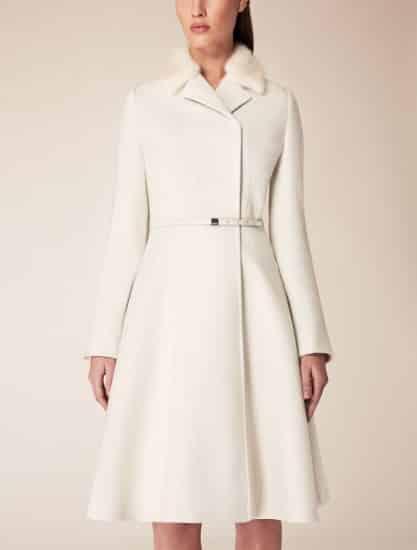 Max Mara Studio cappotto in lana 799.00 euro 11fa1b1505e