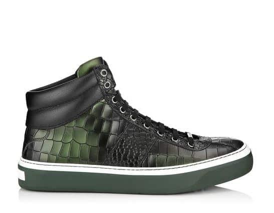 Scarpe Jimmy Choo uomo autunno inverno 2014 2015 sneakers cocco cd4b61ddc0b
