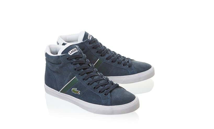 Scarpe Lacoste uomo primavera estate 2014 sneakers