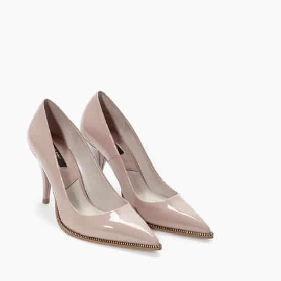 ZARA scarpe donne autunno inverno 2014 2015