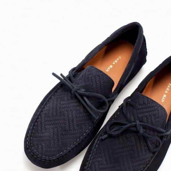 Scarpe Matrimonio Uomo Zara : Zara scarpe uomo