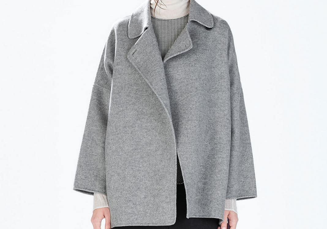 Cappotti Inverno 2015 Zara