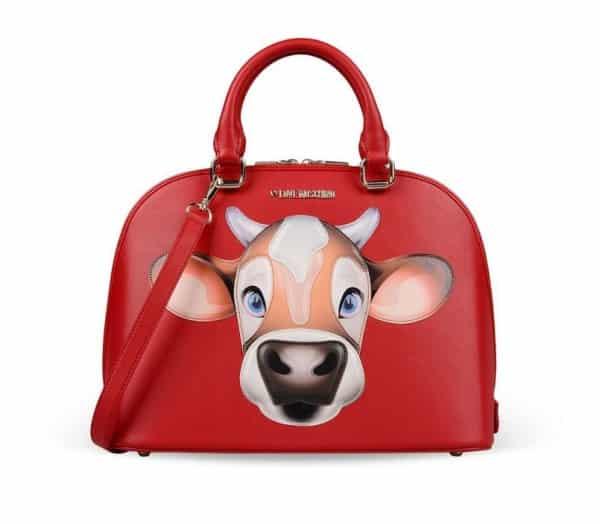 0479a11e6a Love Moschino borse ai 2014 2015 mucca