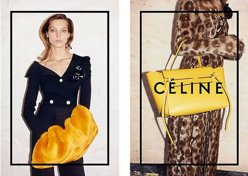 borse Celine punti vendita adv