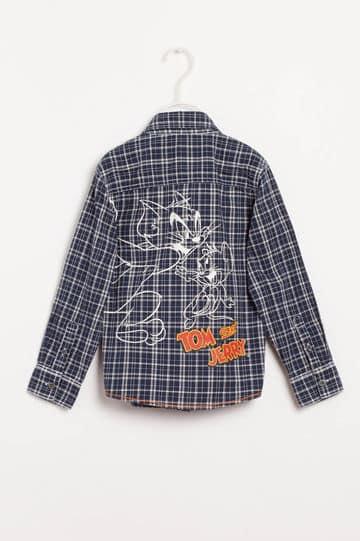 e072feed5c08 17 agosto 2014. Abbigliamento, Moda, Moda autunno inverno. camicia stampa  cartoons 14.99 euro