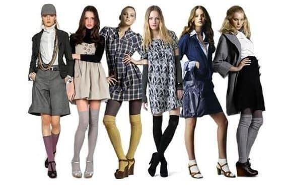 Calze parigine come indossarle come si portano idee