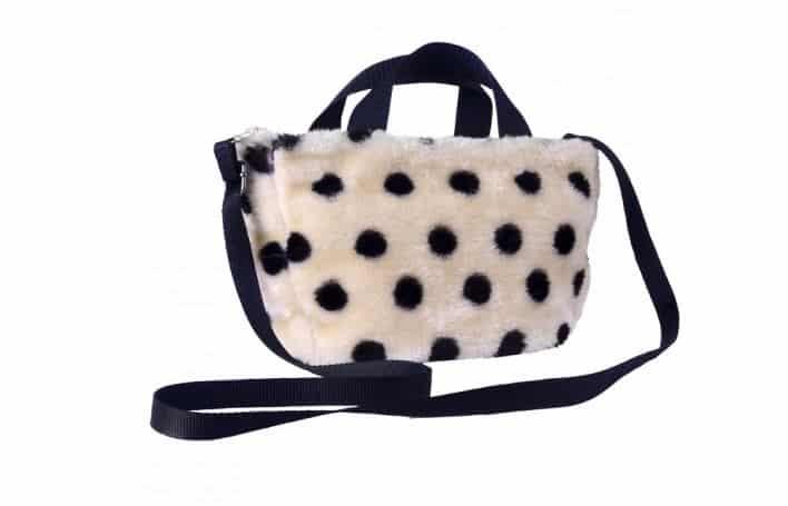 Camomilla borse collezione autunno inverno 2014 2015 pelliccia