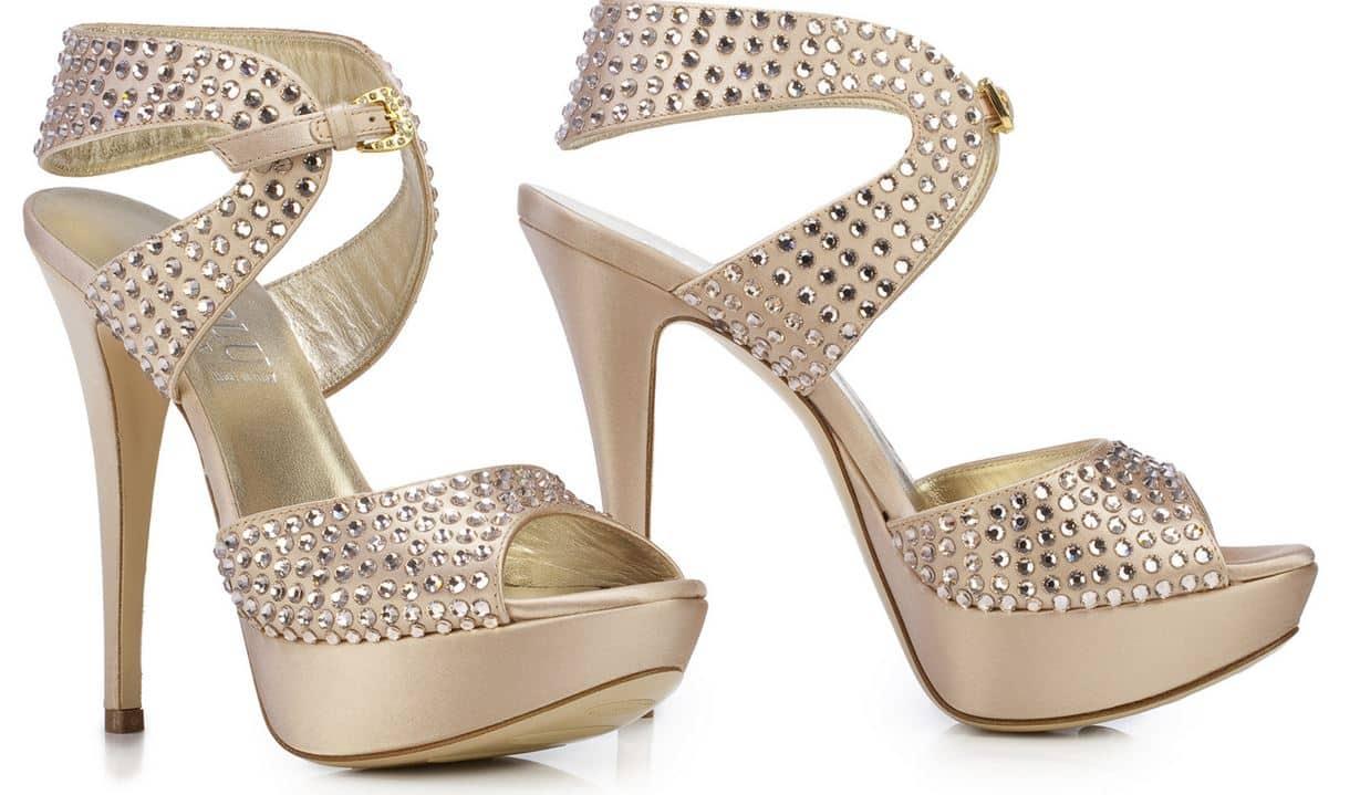 Miss Shoes Loriblu Vogue Fashion Night Out 2014 scarpe