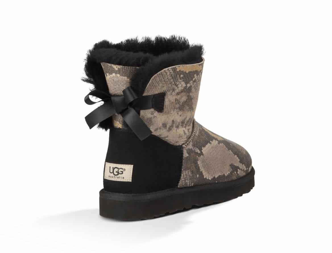 UGG Mini Bailey Bow Snake 200.00 euro