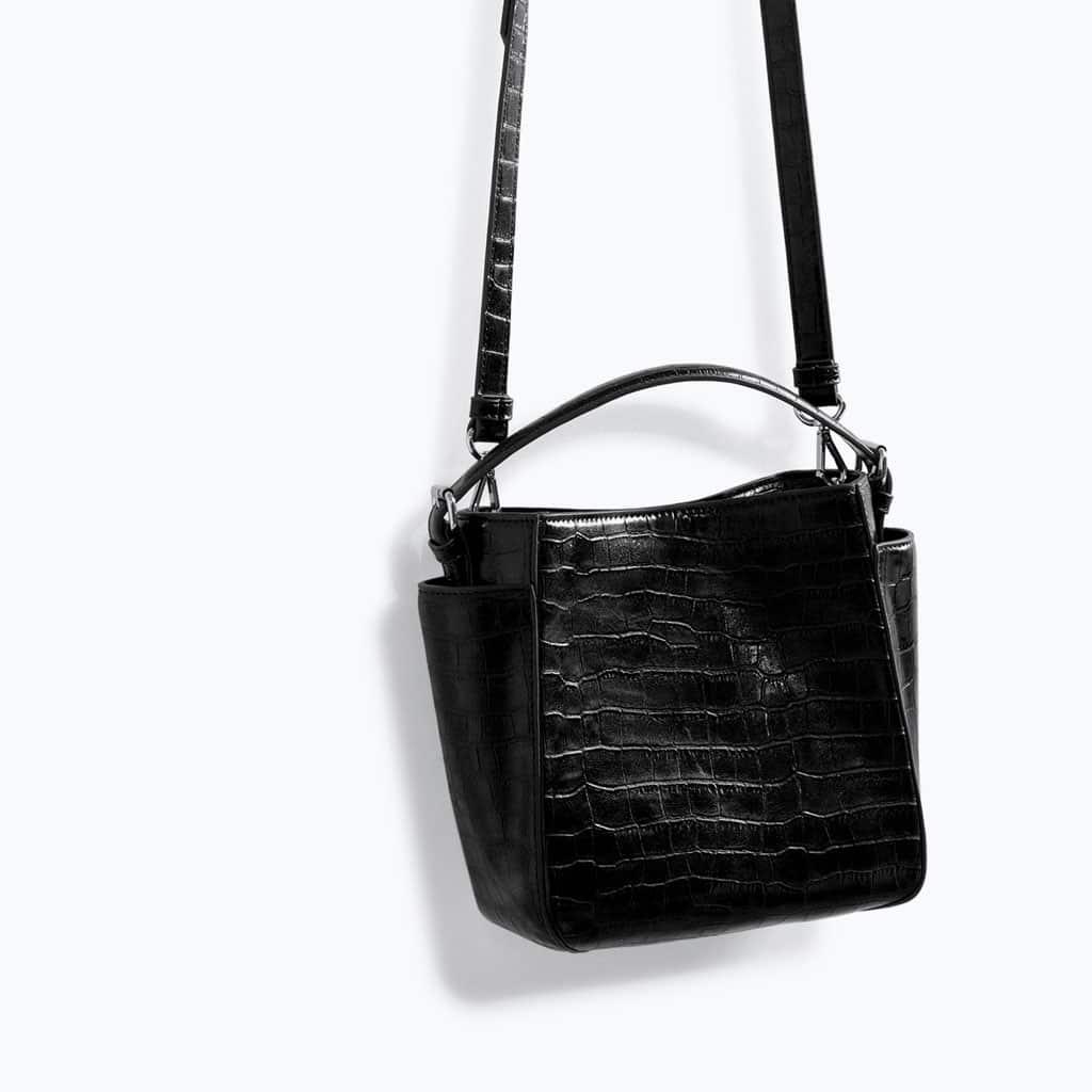 Zara TRF borsa cocco 27.95 euro