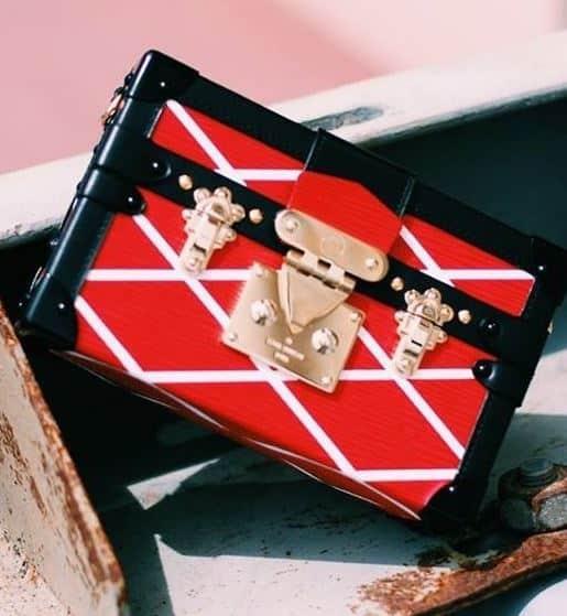 borse Louis Vuitton primavera 2015 petite malle