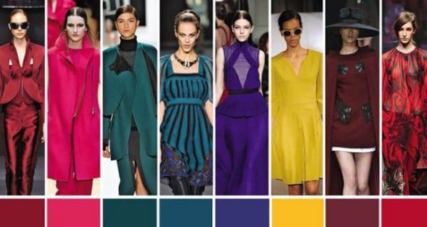 moda abbigliamento inverno 2014 2015 colori