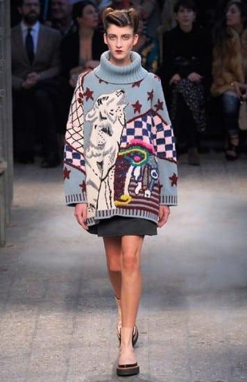 moda abbigliamento inverno 2015 knitwear marras