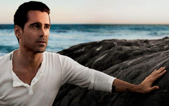 Colin Farrel testimonial Dolce e Gabbana