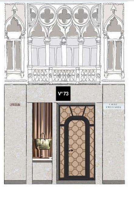 borse v73 primo monomarca Venezia