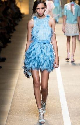 moda abiti 2015 Fendi