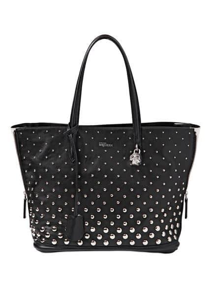 shopping bag 2014 2015 Alexander McQueen