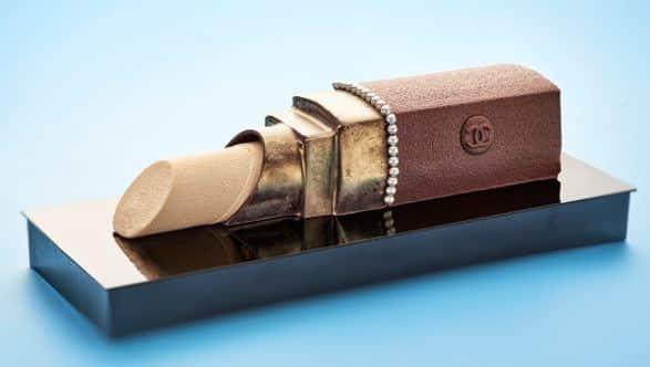 torta Chanel edizione limitata