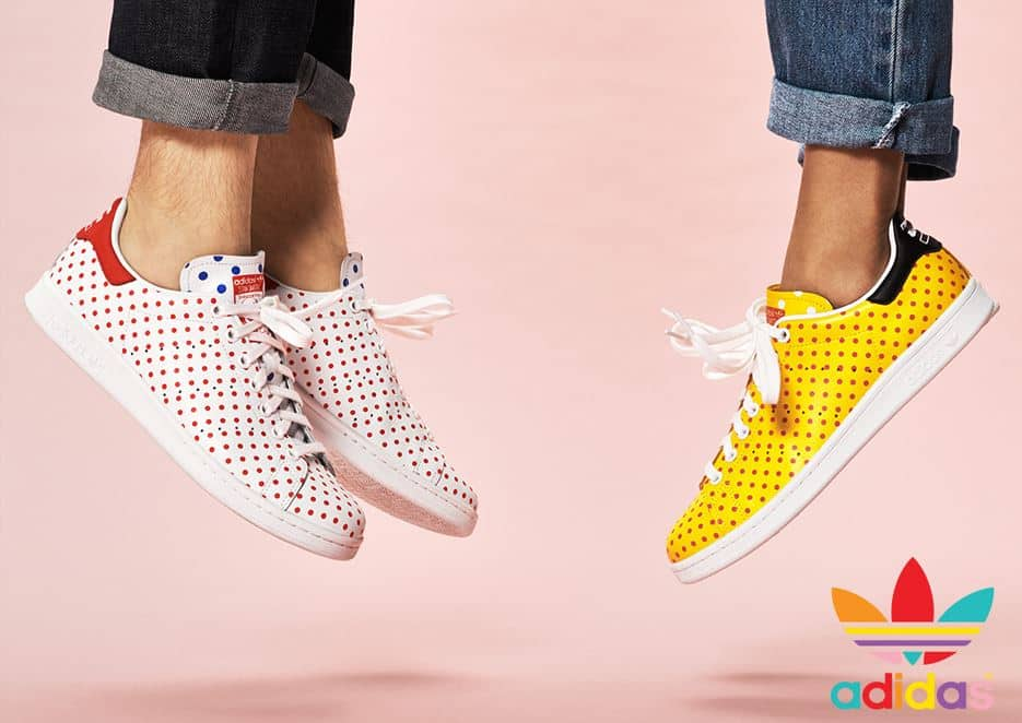 Adidas Originals x Pharrell Williams 2015 adv