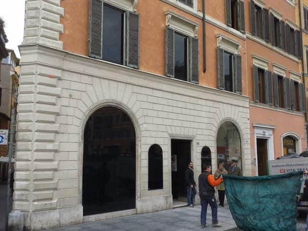 Chanel Roma Piazza di Spagna