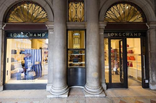 Longchamp a Venezia