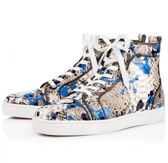 Louboutin scarpe primavera estate 2015 sneakers
