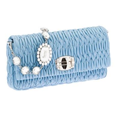Miu Miu borsa a tracolla Nappa Cristal 1250.00 euro