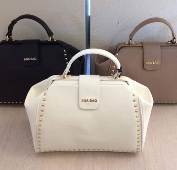 45e29e9511 Mia Bag borse primavera estate 2015 prezzi neutre. La tavolozza di colori  scelta dalla ...