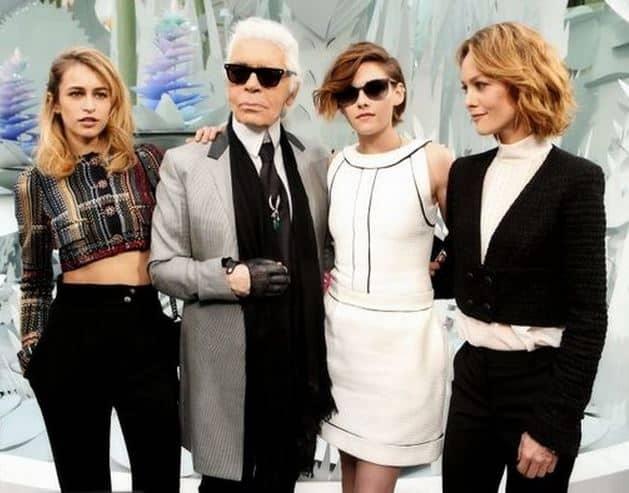campagna pubblicitaria borse Chanel 2015