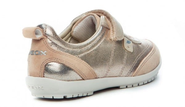 00cde14dd1c45 Geox scarpe bambina primavera estate 2015 oro
