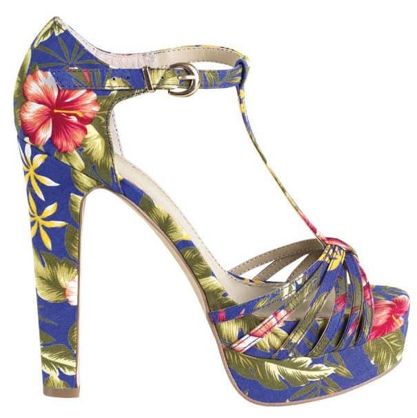 Primadonna Collection prezzi primavera 2015 sandali fiori