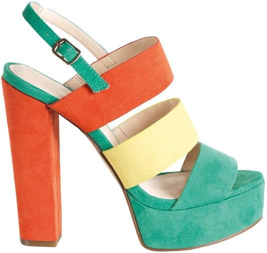 Primadonna sandalo multicolor