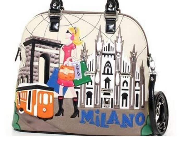 Braccialini Milano borsa Expo 2015