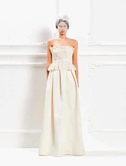 5f86364bca05 Max Mara Bridal 2015 prezzi abito da sposa