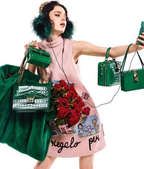 Borse autunno inverno 2016 Dolce e Gabbana