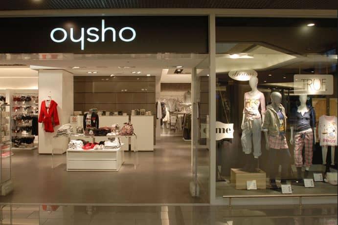 Elenco negozi Oysho Roma