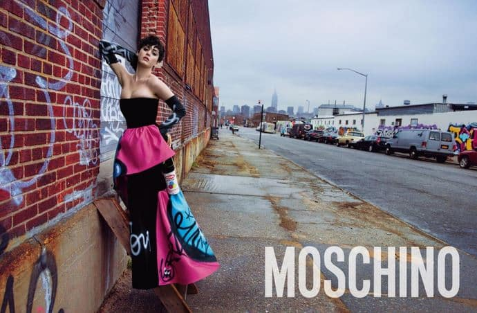 Katy Perry per Moschino