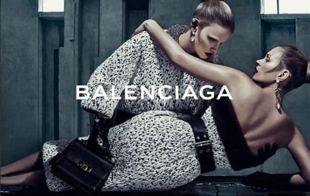 Balenciaga Kate Moss Lara Stone
