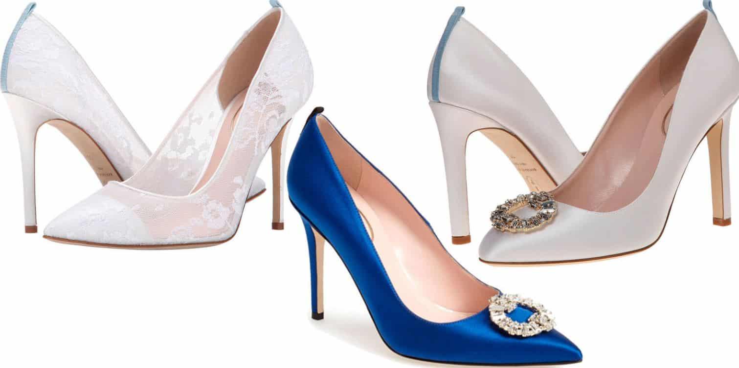 Sarah Jessica Parker collezione scarpe sposa