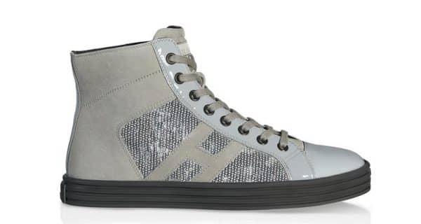 sneakers alte hogan calzature